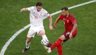 VIDEO: Resumen y goles del Suiza vs España, Eurocopa 2021