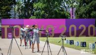 México en Juegos Olímpicos 2021: Resumen del primer día de actividad de tiro con arco
