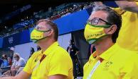 TOKIO 2020: Chava Sobrino, el entrenador mexicano de la australiana que ganó el bronce en clavados