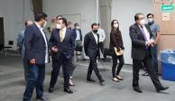 Inicia transición administrativa en TEPJF; asume secretaría general Rodrigo Sánchez