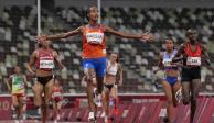 TOKIO 2020: Sifan Hassan gana los 10 mil metros y se cuelga el oro
