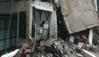 Hotel colapsa en Puerto Vallarta, hay un desaparecido