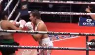 VIDEO: Mexicana Jeanette Zacarías, en estado crítico tras recibir brutal nocaut