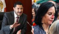 Batres se deslinda de ataque a alcaldes