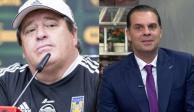 "VIDEO: Revelan que el ""Piojo"" Herrera nunca le pegó a Christian Martinoli"