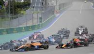 VIDEO: Resumen del Gran Premio de Rusia de la F1