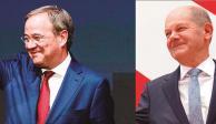 Punteros en Alemania, a la caza de aliados para definir al canciller