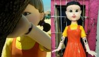 La muñeca de 'El juego del calamar' ya tiene su versión piñata