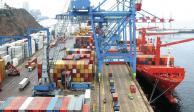 Saldo de la balanza comercial crece 65% en diciembre