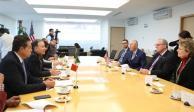 México y EU fortalecen colaboración en temas de seguridad fronteriza