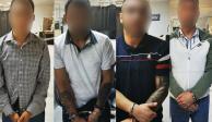 Cae banda de extranjeros tras robar casa en Lomas de Chapultepec