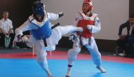 María del Rosario queda fuera del Preolímpico de Taekwondo