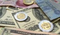 Peso cierra jornada con pérdida de 0.18%; dólar cotiza en $25.06 en bancos