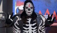 ¿Quién era La Parka y por qué fue un ídolo de la lucha libre mexicana?