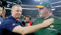 Mike McCarthy llega a Dallas, su segundo equipo dentro de la NFL