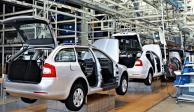 Venta de autos ligeros cae 7.7% en 2019