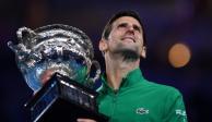 Novak Djokovic conquista por octava vez el Abierto de Australia