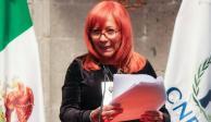 Presidenta de CNDH se sube el sueldo; ganará más que su antecesor y AMLO