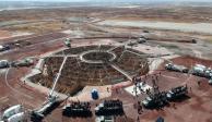 Recomienda IATA pausar construcción del aeropuerto de Santa Lucía
