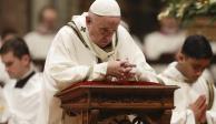 """Papa Francisco cancela misa en Roma por enfermedad """"leve"""""""