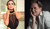 Guy Ecker, el galán que mejor besa, confiesa Jacqueline Bracamontes
