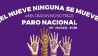 ¿Qué empresas apoyan el paro nacional #UnDíaSinNosotras?
