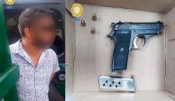 A punta de pistola, exige atención médica en hospital de Milpa Alta