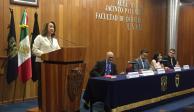Yasmín Esquivel exige que mujeres sean atendidas de inmediato al ser violentadas