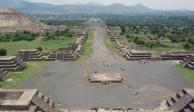 Cierran Teotihuacán a ceremonias de equinoccio por Covid-19