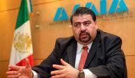 Tras 12 años al frente de la AMIA, Eduardo Solís dejará el cargo