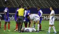 Aguilar se pierde el resto del torneo con Cruz Azul por ruptura de ligamentos