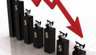 Mezcla pierde casi tercera parte de su valor, cierra en 24.43 dólares