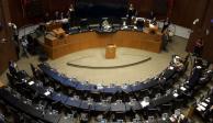 Aprueban en Senado incluir en la Constitución programas de AMLO