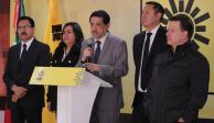 PRD interpone denuncia ante TEPJF por servidores de la nación
