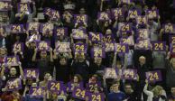 Equipo italiano de basquetbol retira número de Kobe Bryant