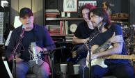 Alejandro Sanz y Juanes continúan gira en su casa