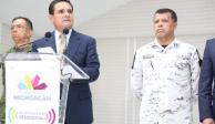 Uruapan no será rehén de pugnas criminales, advierte Silvano Aureoles