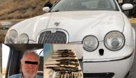 Iba en un Jaguar armado con 10 rifles, pero lo detienen en Chihuahua