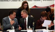 Excolaboradora de García Luna, apoderada legal en empresa que le trianguló fondos
