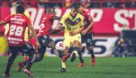 Tijuana y América reparten puntos en el Estadio Caliente