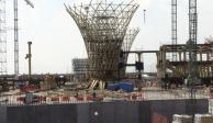 ASF detecta irregularidades por 1,596 mdp en construcción del NAIM