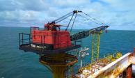 Para combatir a piratas, Marina resguarda plataformas petroleras