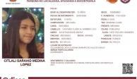 Niña de 13 años está desaparecida, salió de su casa en Valle de Chalco