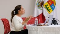 Alcaldesa Mara Lezama pide a habitantes de Benito Juárez no salir de sus casas