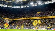 Estadio del Borussia Dortmund se transforma en hospital (VIDEO)