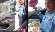 Policía recibe regalo de San Valentín y muere horas después en un tiroteo (VIDEO)
