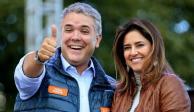¡Escándalo en Colombia! Primera dama usa avión presidencial para celebrar cumpleaños de su hija