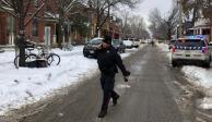 Tiroteo en Canadá; reportan tres heridos y un muerto