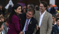 Denuncian a esposa de exgobernador Kiko Vega en BC