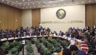 Determinará INE nuevos partidos políticos en junio